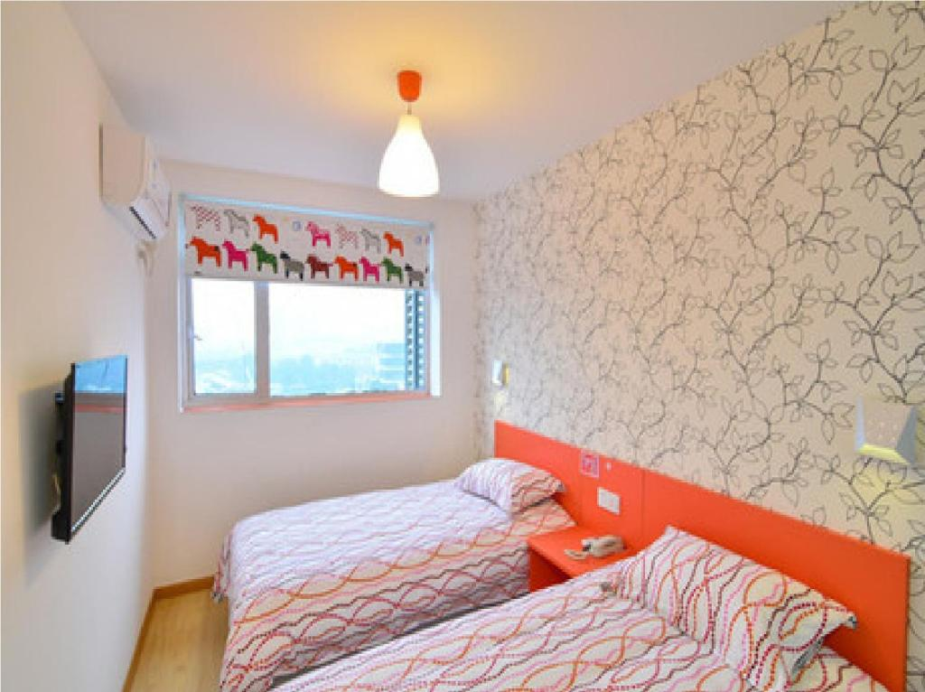 Mainland Chinese Citizens -Double Room with Round Bed - Habitació