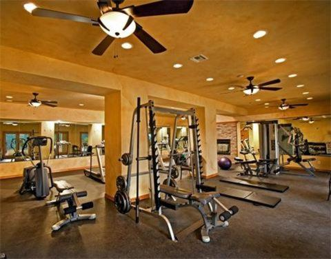 Centro de fitness The Overlook Event Center