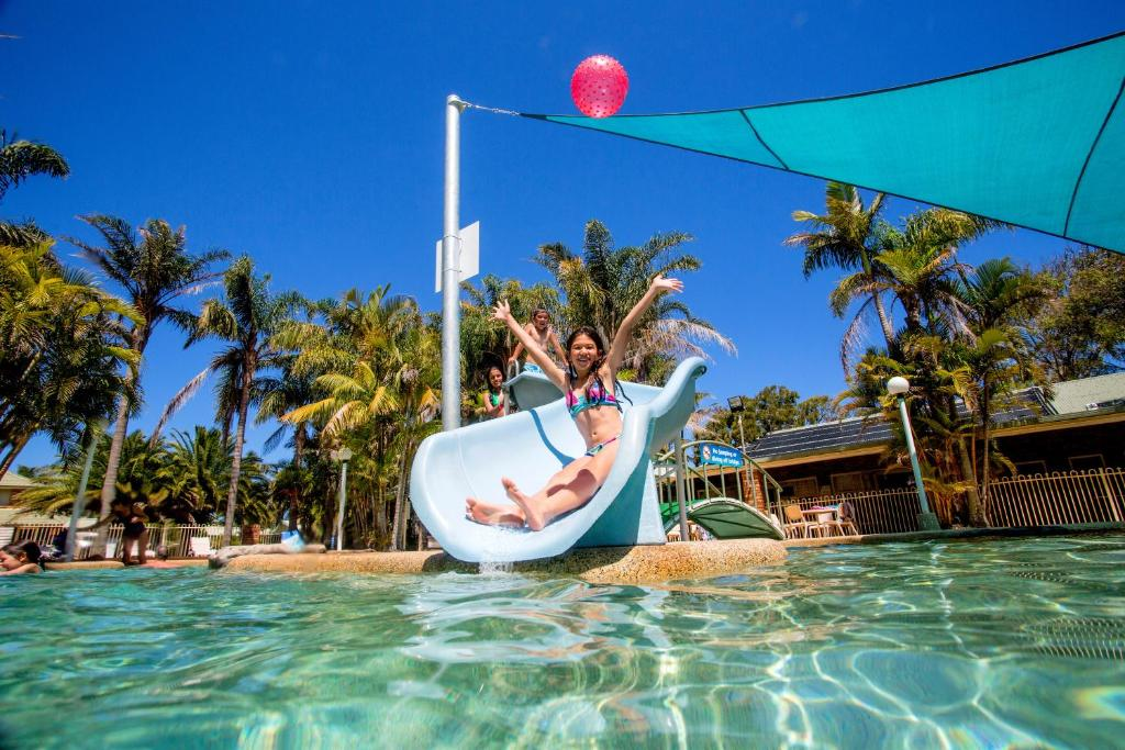 Ingenia Holidays One Mile Beach Formerly Active Holidays One Mile Beach  Gan Gan Rd Anna Bay Port Stephens One Mile