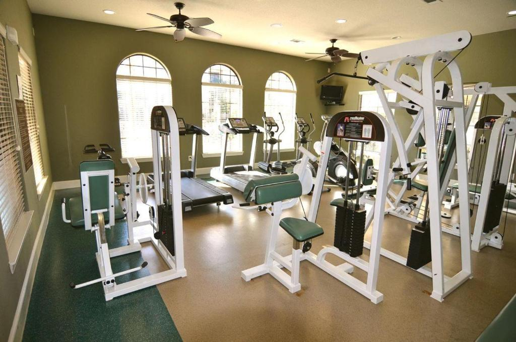 Fitness center Bella Piazza Resort-Three Bedroom Condo - 907/917 FEM