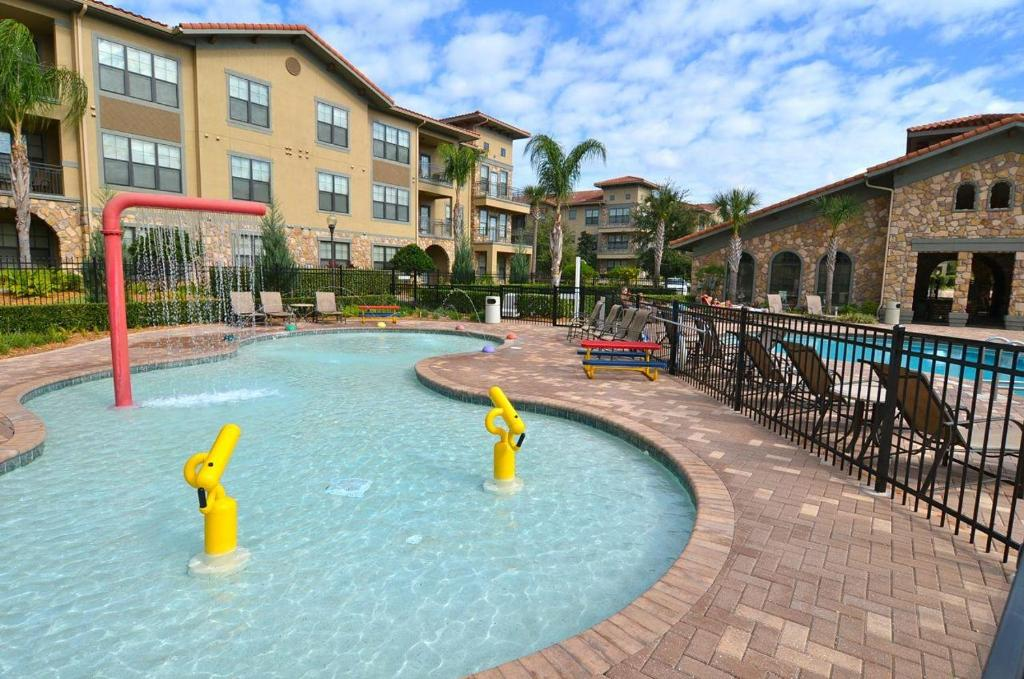 Piscina Bella Piazza Resort-Three Bedroom Condo - 907/917 FEM