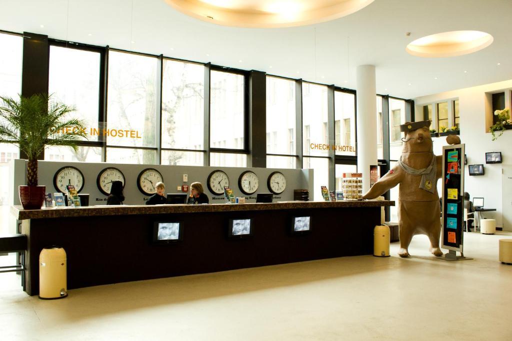 Hotel Plus Berlin Warschauer Platz