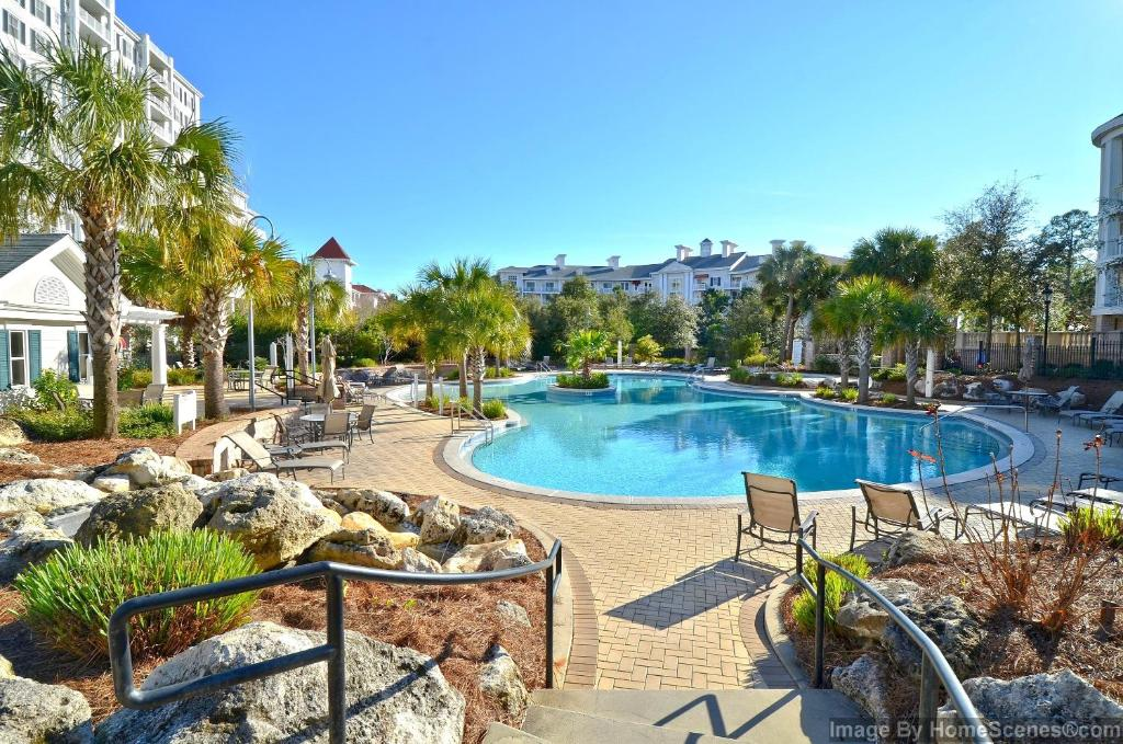 Swimming pool Bahia 4411 at Sandestin