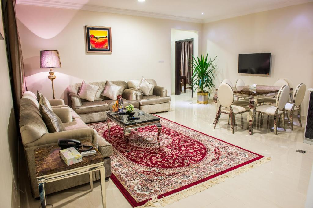 Al Masem Luxury Hotel Suite 5
