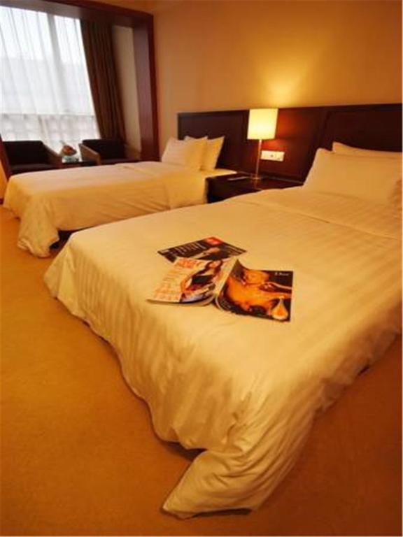 Executive Double or Twin Room - Bed Days Hotel Shanghai Hongkou Forture