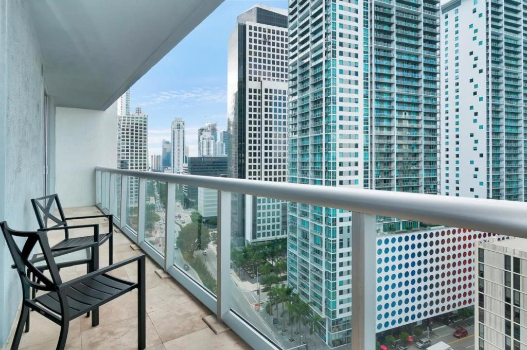 Appartamento con 2 Camere Two-Bedroom Apartment in Miami, Brickel # 1704