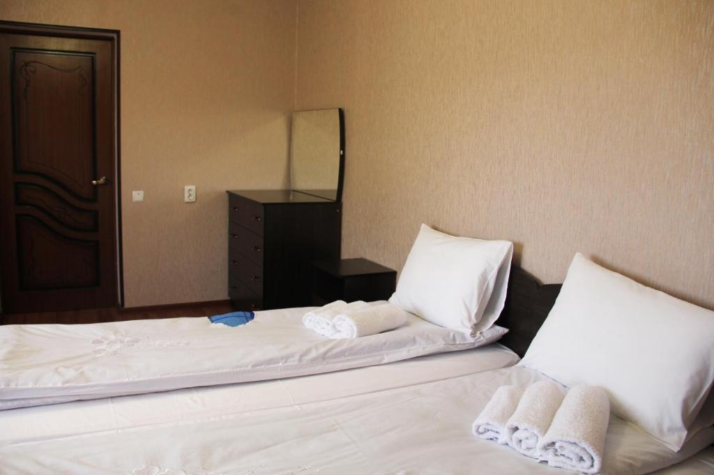 Twin Room with Shared Bathroom - Guestroom Gostevoy Dom