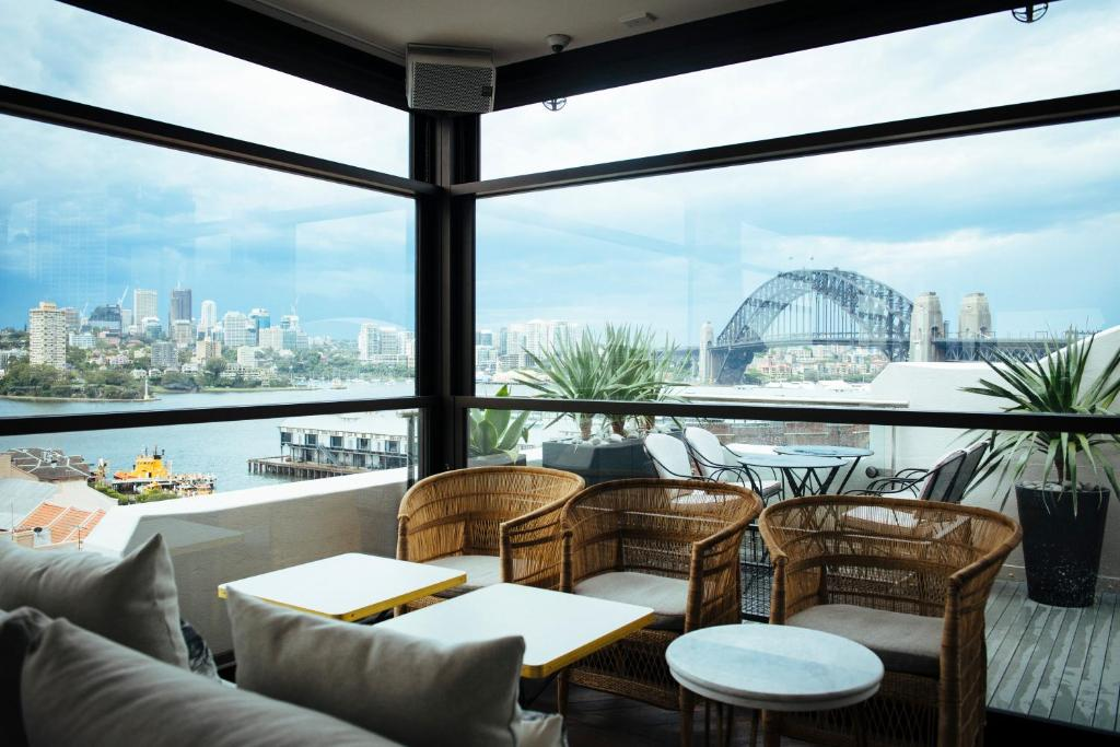 Hotel Palisade 35 Bettington St Millers Point Sydney