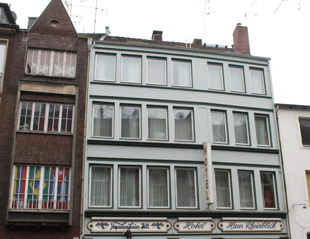 Hotel Garni Rheinblick, 40213 Düsseldorf