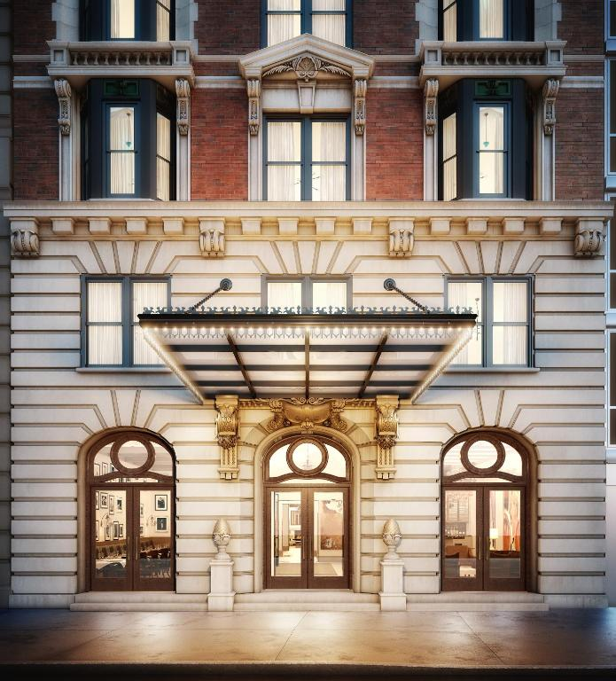 Book Now HGU New York (New York City, United States). Rooms Available for all budgets. DJ nights farm-to-table dining and a central Manhattan setting kick things off at the non-smoking HGU New York. Set in a 1905 Beaux Arts building the 10-story HGU offers moder