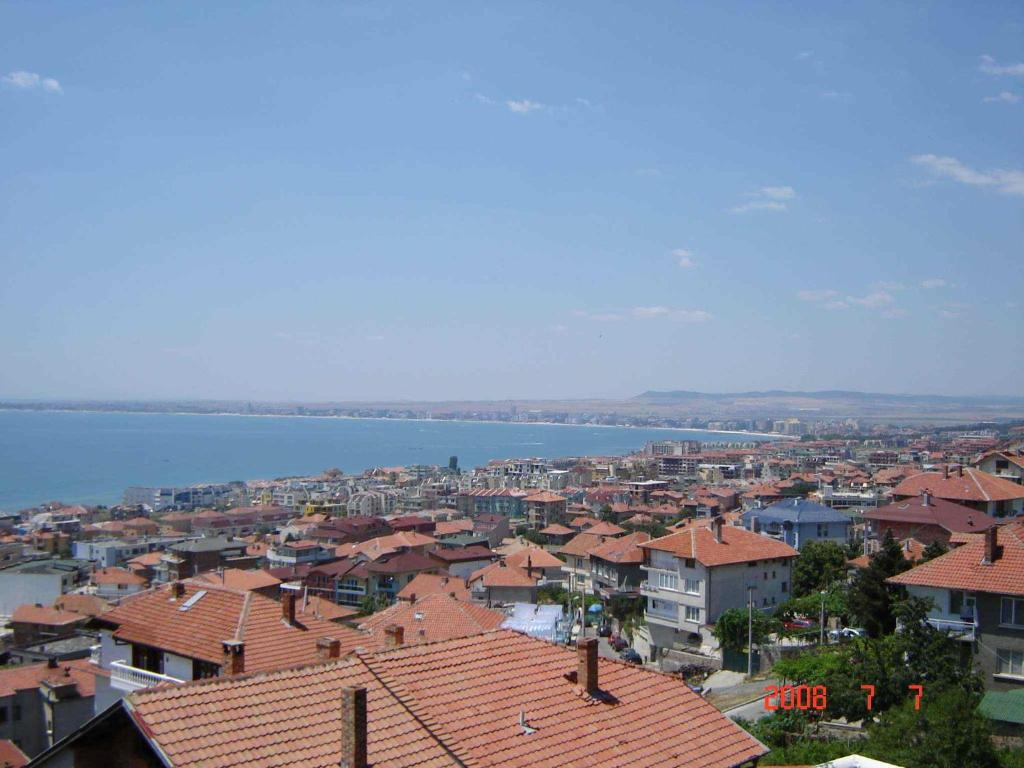 Deluxe One-Bedroom Apartment with Balcony with Sea View - Skats