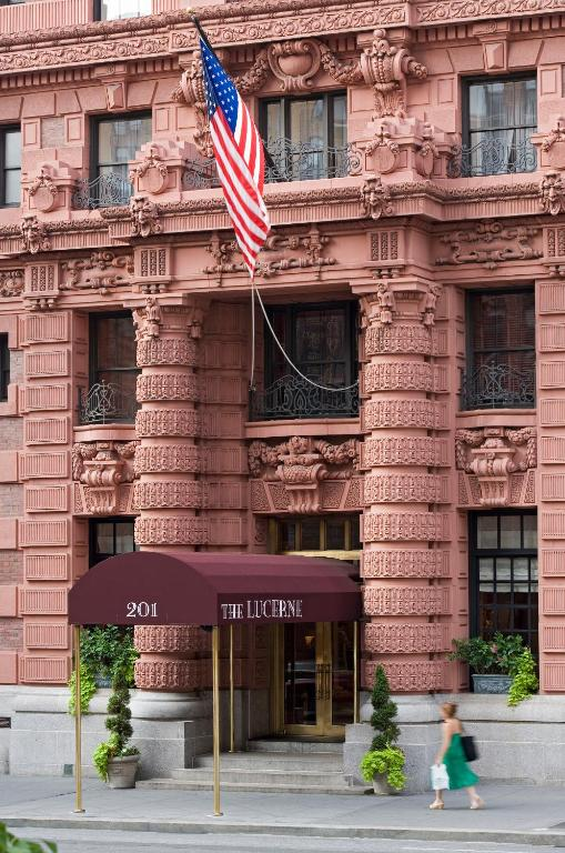 Book Now Hotel Lucerne (New York City, United States). Rooms Available for all budgets. This hotel is 150 metres from the 79th street metro station and 325 metres from the Museum of Natural History. It features on-site spa services and free WiFi.A flat-screen TV