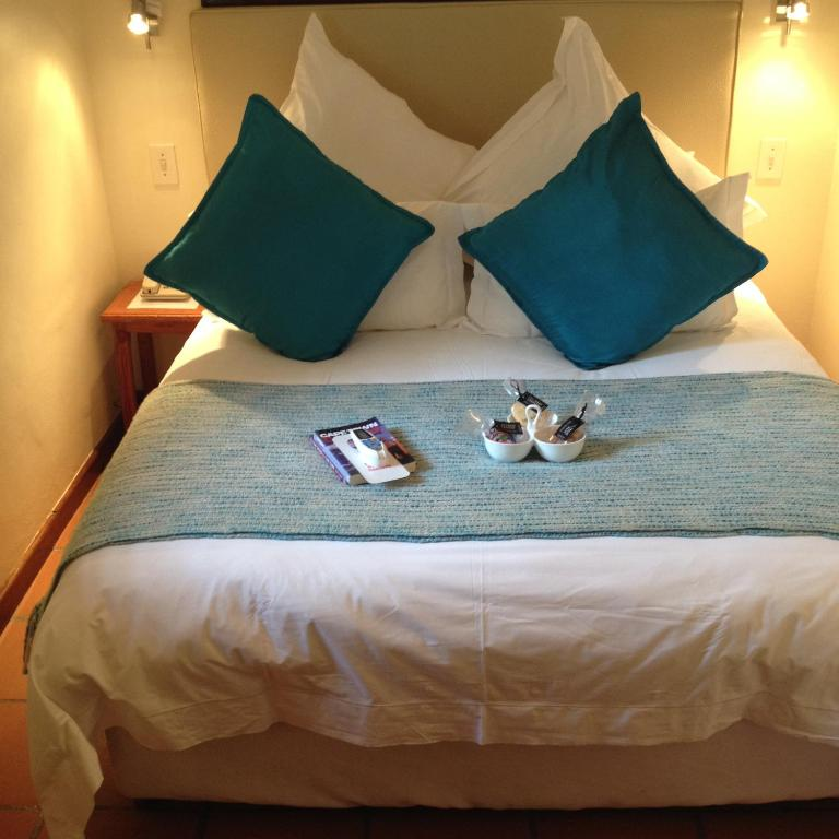 Budget Standard Double Room - Bed The Bay Atlantic Guest House