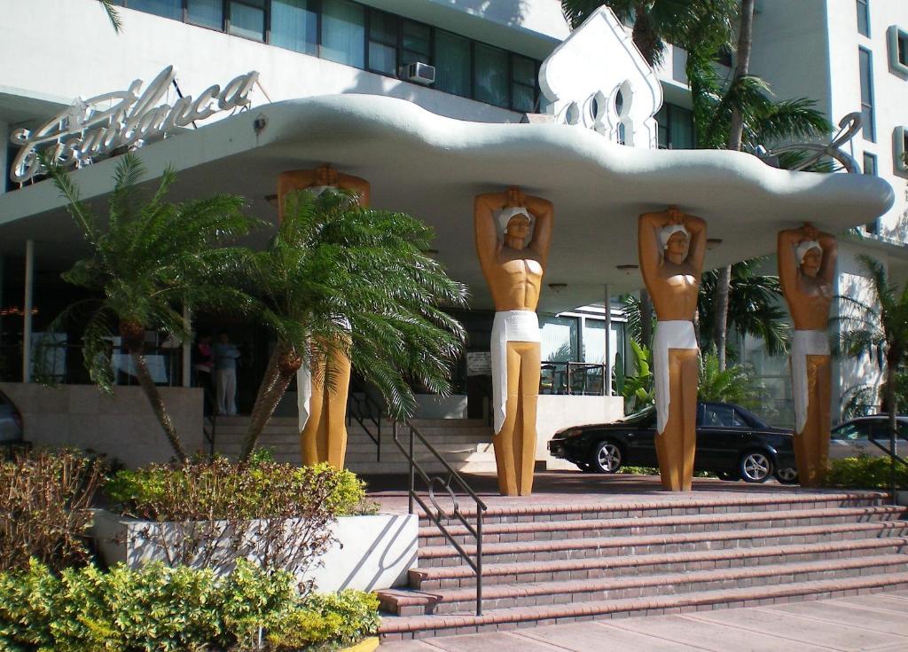 Located On The Atlantic Ocean This Historic Miami Beach Hotel