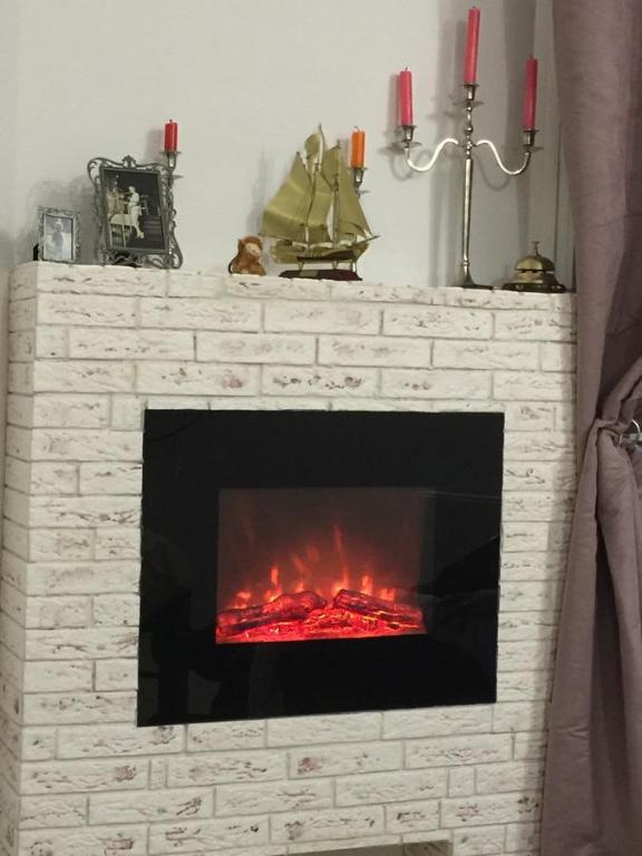 Apartamento Fireplace Apartment