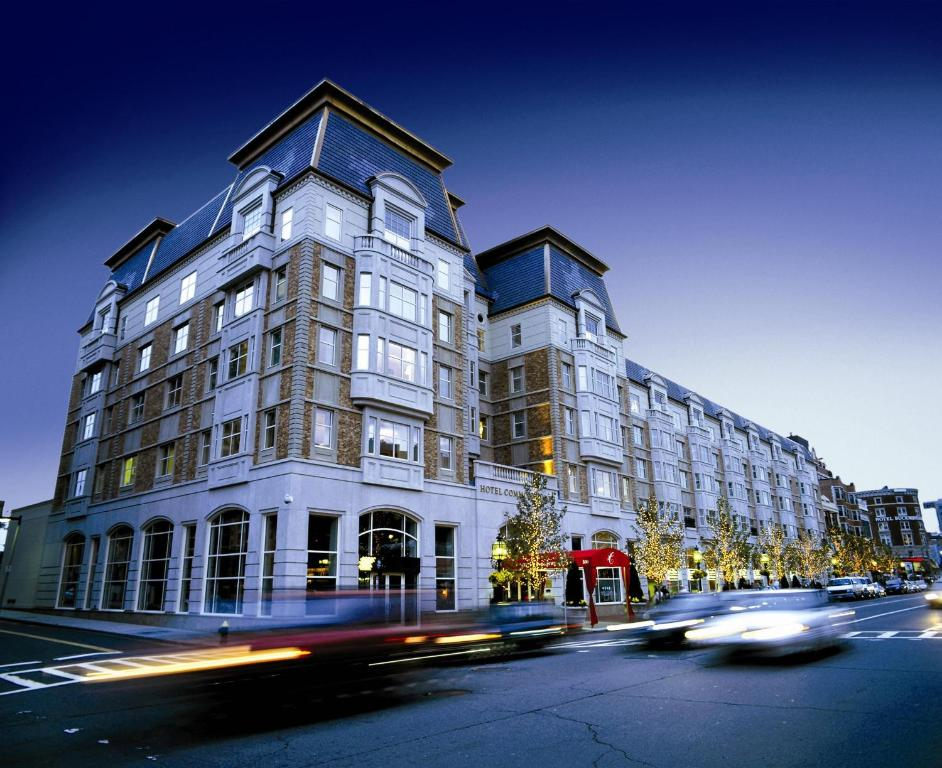 Book Now Hotel Commonwealth (Boston, United States). Rooms Available for all budgets. Elegant ambiance free Wi-Fi and speedy I-90 and Fenway Park access enchant guests at the Hotel Commonwealth. Flat-panel TVs free Wi-Fi iPod docks CD players mini-libraries and