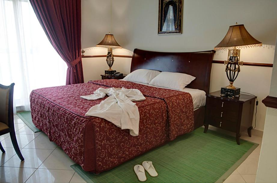 One-Bedroom Apartment - Bed Tulip Inn Hotel Apartments, Al Qusais