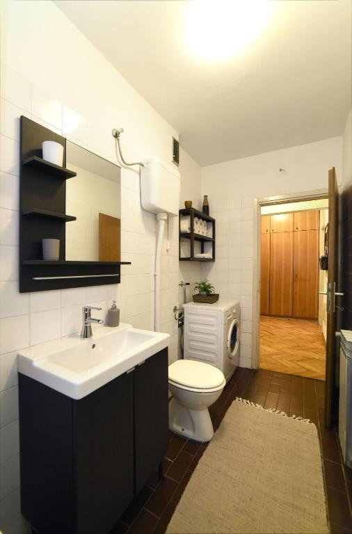 Baño Garden Apartment