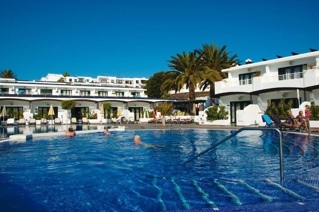 Set In The Puerto Del Carmen Resort This Apartment