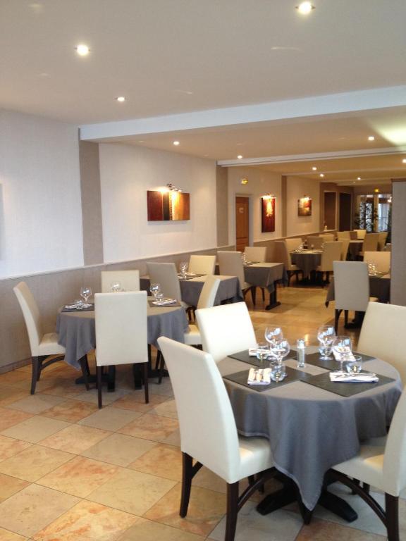 Restaurant Hotel Du Parc Chateau Chinon