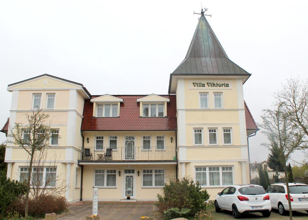 Pension Villa Viktoria, 17454 Zinnowitz