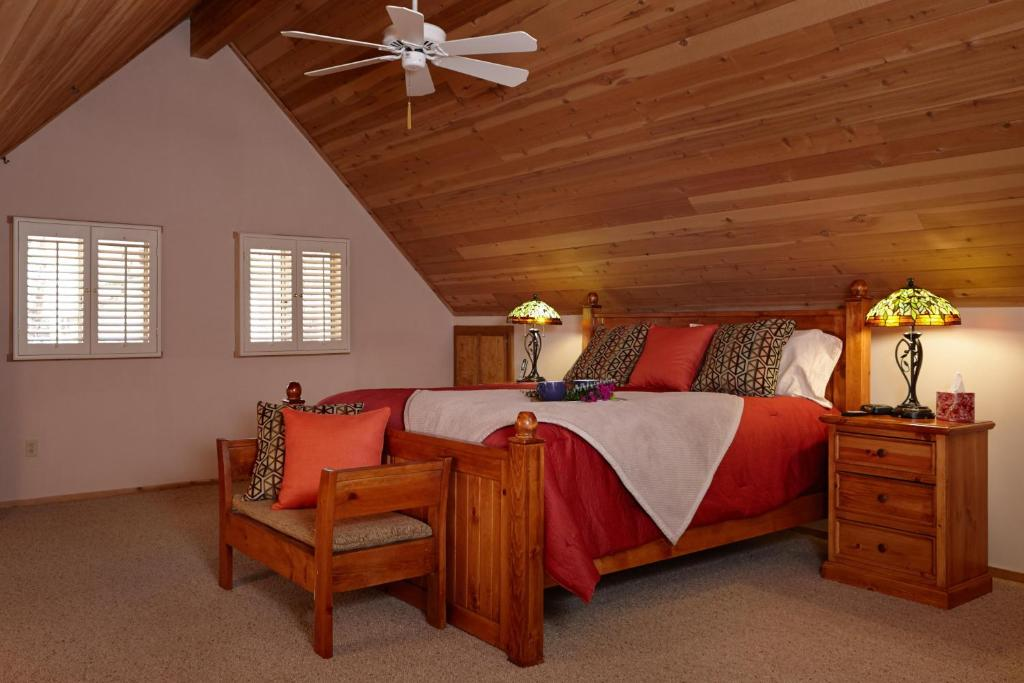 Casa con 4 Camere Creekside Lodge