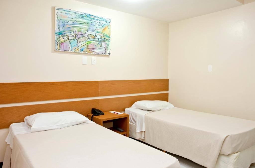 Standard Double Room - Bed Express Hotel