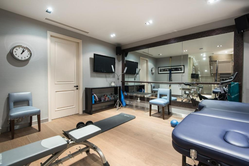 fitnesscentrum onefinestay - South Kensington private homes III