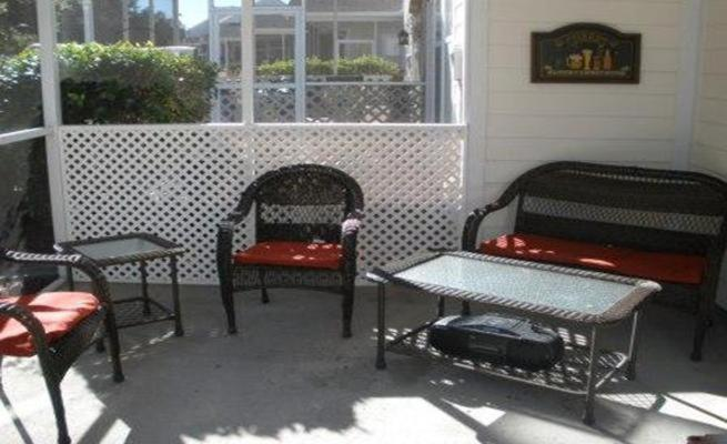 Three-Bedroom Holiday Home - Balcony/terrace Catalina #6095 Apartment