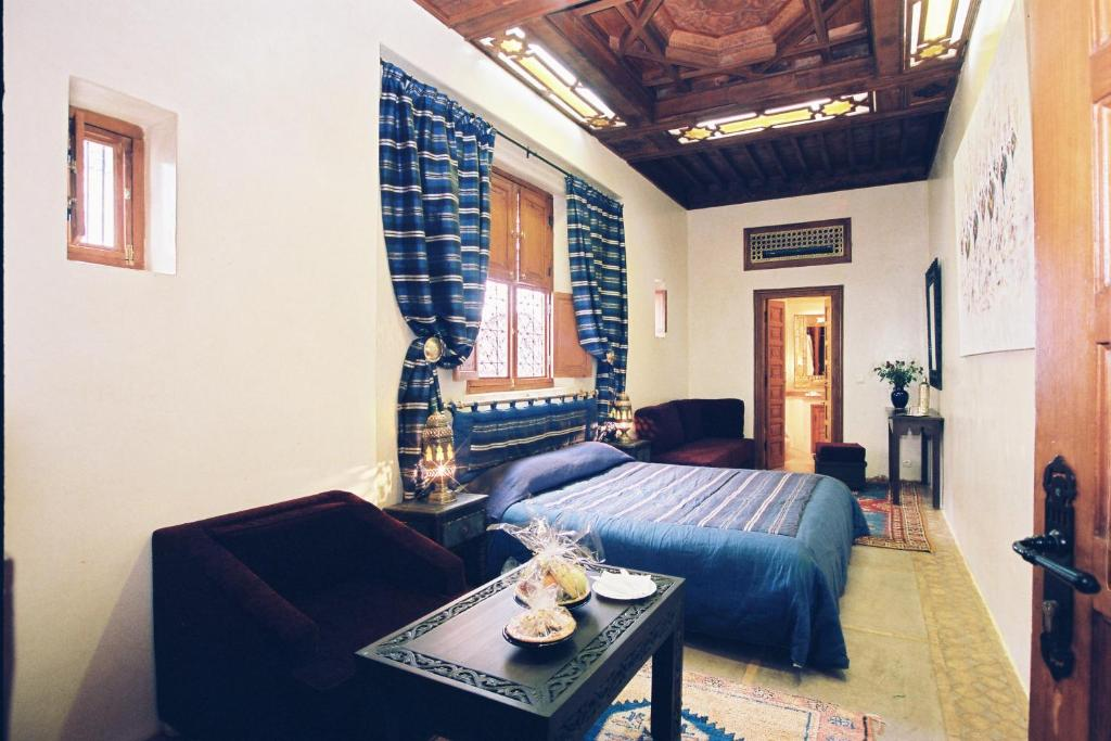 Double Room - Guestroom Riad Slitine & Spa
