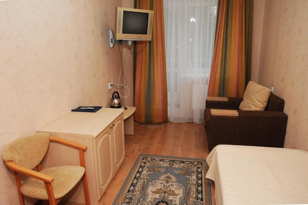 Standard Single Room with Threatment Zhemchuzhina Health Resort