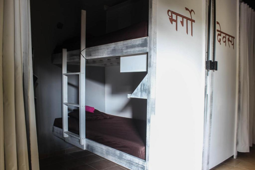 Bunk Bed in Mixed Dormitory Room - Bed Shambala Eco Hostel