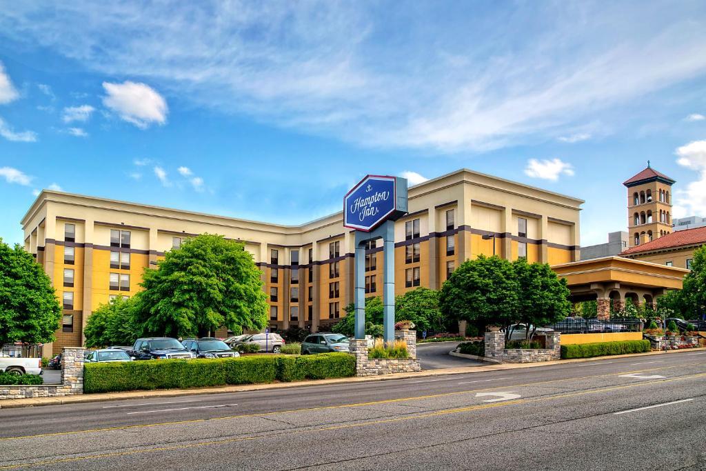 Hampton Inn Nashville / Vanderbilt photo
