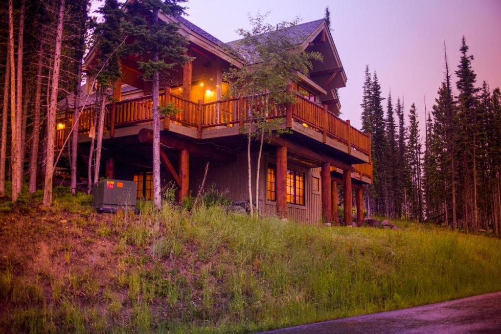 Moonlight Mountain Home 36