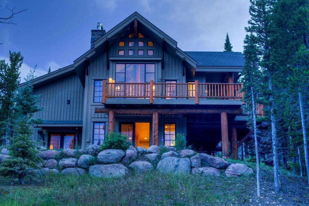 Moonlight Mountain Home 27