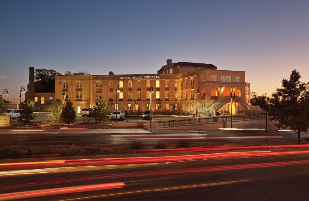 Hotel Parq Central Albuquerque photo