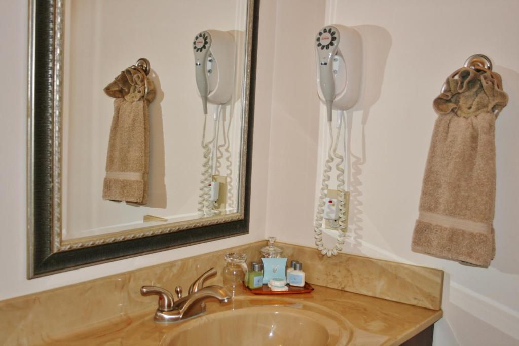Bathroom Inn-Nature Retreat and Spa