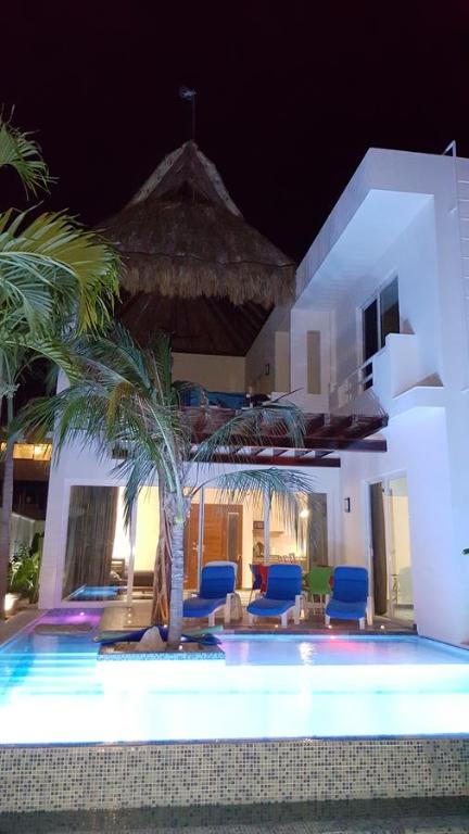 Casa Vacanze - Piscina Heaven is in Tulum - Modern Luxury