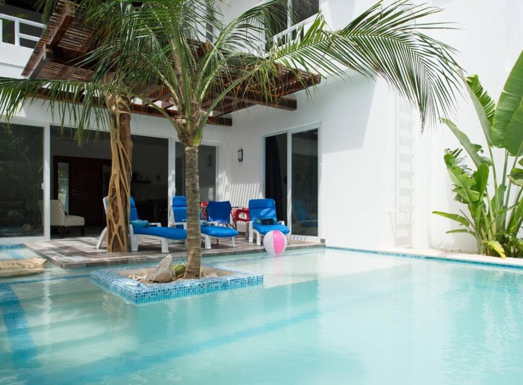 Piscina Heaven is in Tulum - Modern Luxury