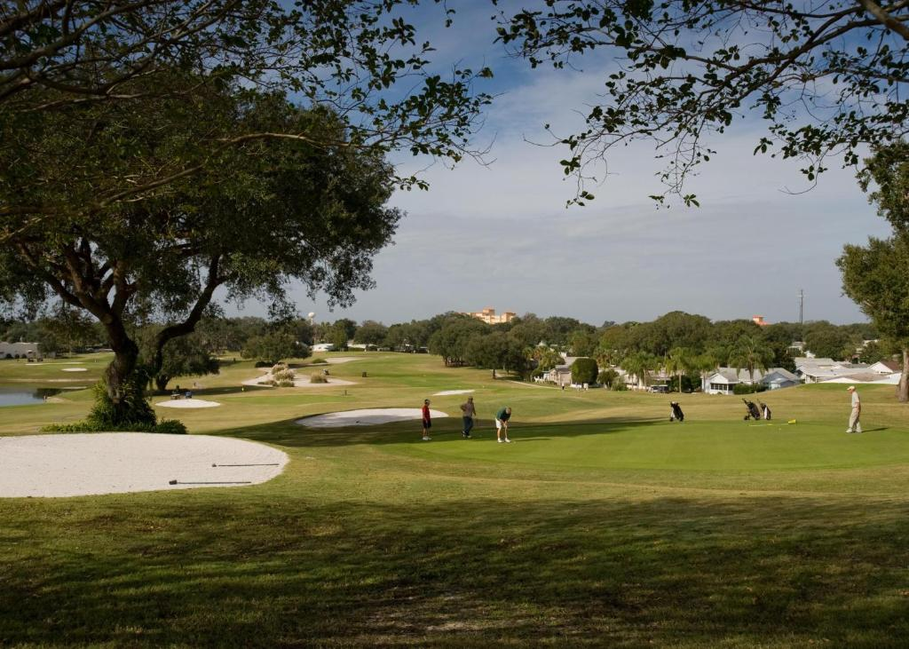 Campo da golf [sul posto] Bluffton House