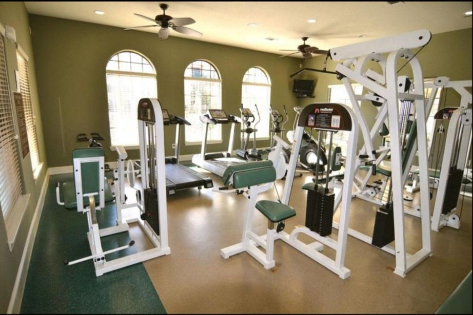 Fitness center Bella-Chp901#721 Apartment