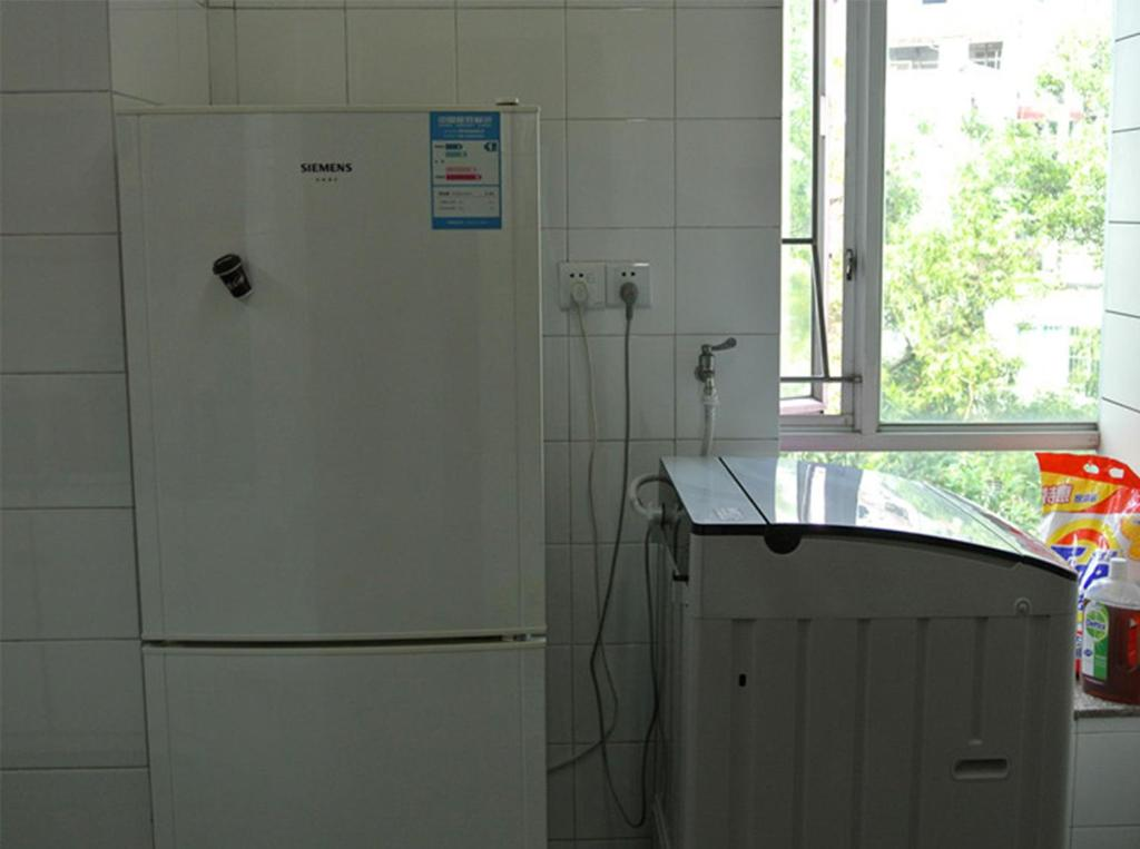 Kamar Twin dengan Toilet Bersama Bay View Youth Hostel