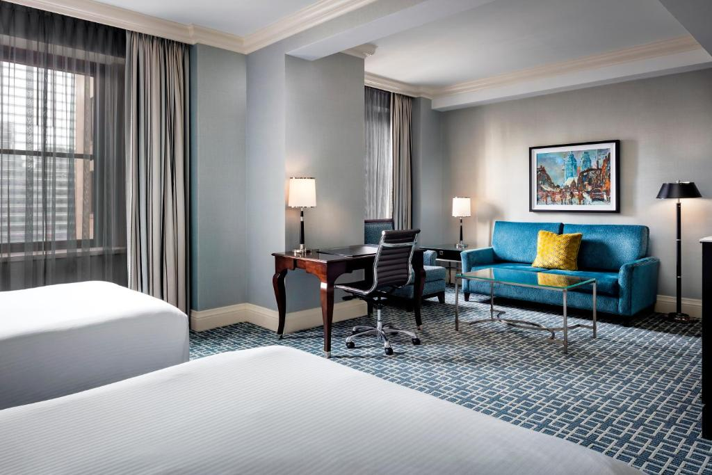 Book Now The Fairmont Royal York (Toronto, Canada). Rooms Available for all budgets. Massages afternoon tea and downtown Toronto accessibility reign at the Fairmont Royal York. Hailed as Queen Elizabeth II's top Toronto hotel pick the Fairmont Royal York built