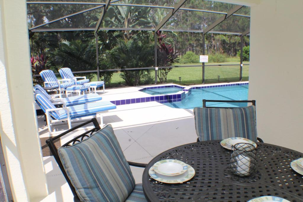 Piscina Highlands Reserve Golf & Country Club 909TC Holiday home