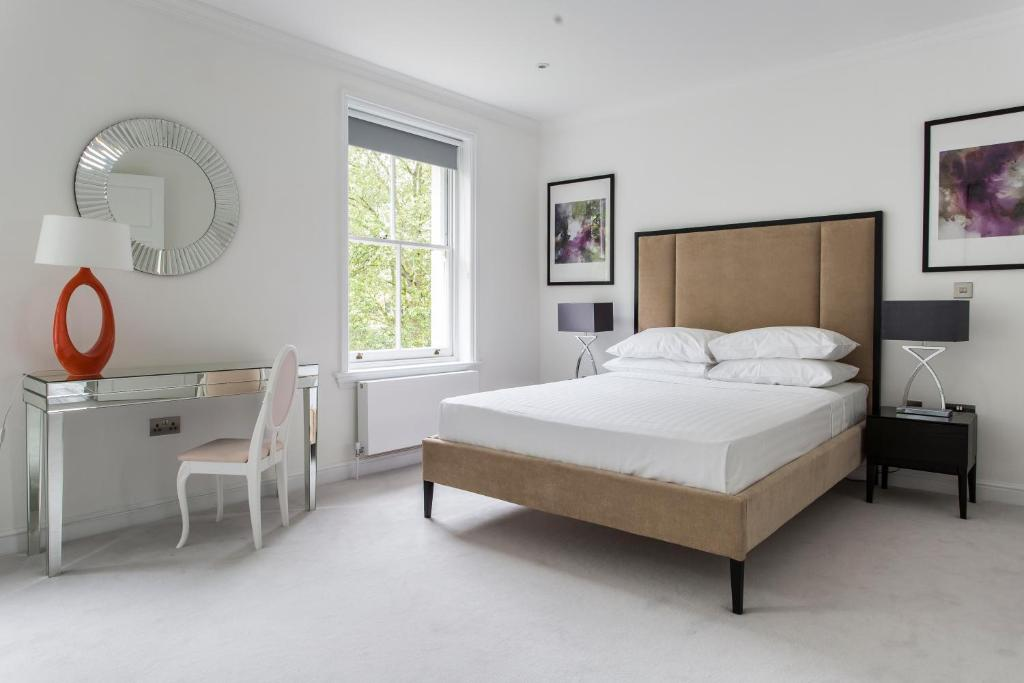 Three-Bedroom Apartment - Porchester Square V - Gastenkamer