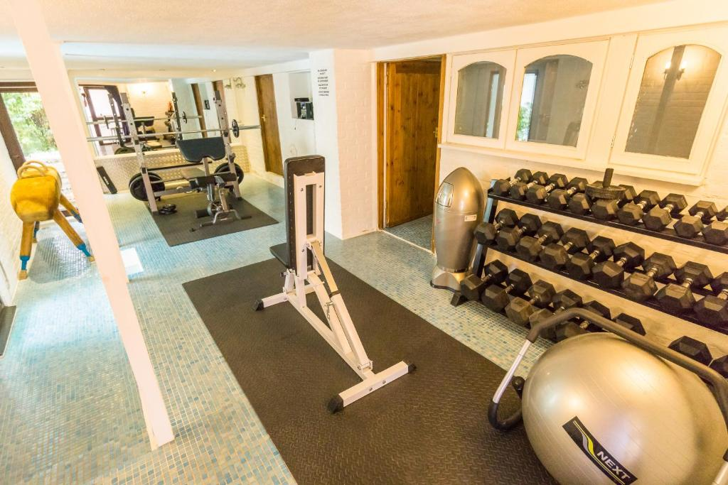 Gimnasio Swallows Nest - Covehurst Bay Cottage
