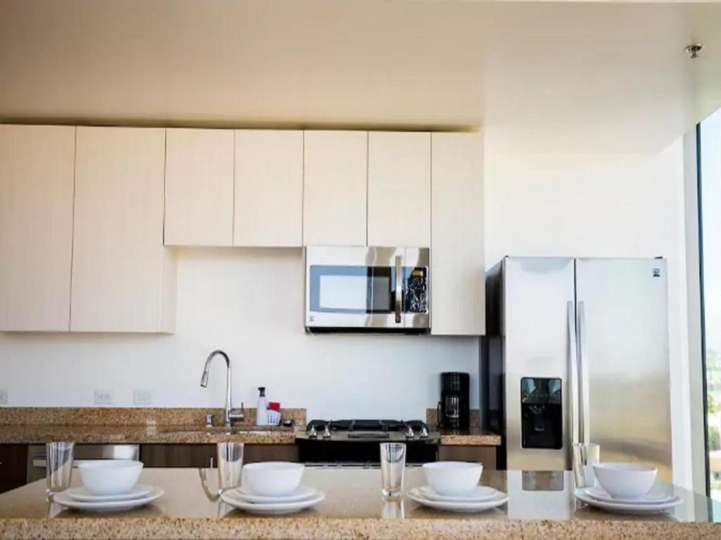 Apartment K-TOWN MODERN LUXURY 2 BR LA