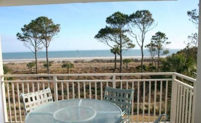 Balcony/terrace South Forest Beach Condo 21 308