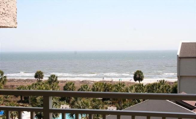 Balcony/terrace South Forest Beach Condo 21 539