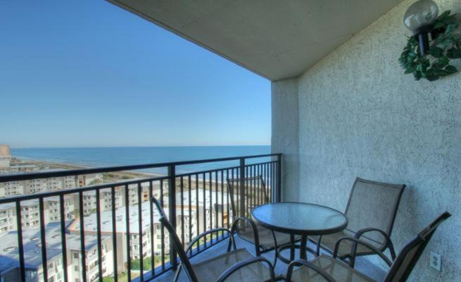 Balcony/terrace North Ocean Condo 5523 1204